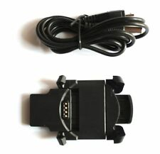 Caricabatterie cavo ricarica dati per Garmin fenix 3 HR Sapphire e Fenix 2 TATIX