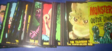 OUTER LIMITS TOPPS REPRINT CARD SET (51)