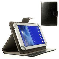 """Flip Case Tablet Tasche - Universal 7"""" Zoll schwarz Samsung Apple Sony"""