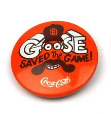 Coca Cola Coke estados unidos pin button badge prendedor-Goose saved the Game