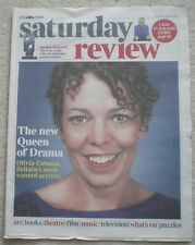 Olivia Colman - Times Saturday Review – 6 June 2015