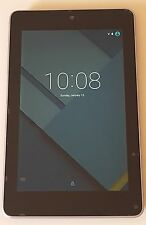 Nexus 7 (1st Generation) 32GB, Wi-Fi, 7in - Black Tablet