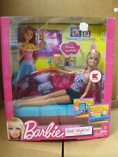 2011 Girls' Night in!! *Living Room* and Barbie doll...KMART EXCLUSIVE