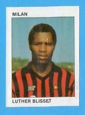 CALCIO FLASH '84 -Figurina n.169- BLISSET - MILAN -Recuperata