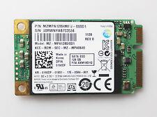 128GB SSD MSATA Solid State Drive MZMPA128HMFU-000D1 For Samsung HP Dell