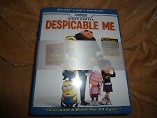 Despicable Me / Despicable Me 2 / Minions  [3 BLU-RAY + 3 DVD]