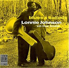 Lonnie Johnson with Elmar Snowden - Blues & Ballads (OBCCD-531-2 CD)