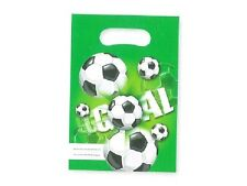 Lot 6 sachets anniversaire Football / Soccer / Euro 2016