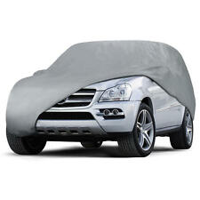 Outdoor Van Cover for SUV Auto Car All Season Motor Trend Waterproof Size L