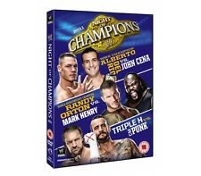 Official WWE Night Of Champions 2011 DVD (Pre-Owned)