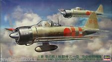 Hasegawa 09284: 1/48 A6M2b Type 21 Zero Carrier Fighter Group