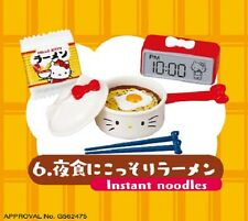 Re-Ment Miniature Sanrio Hello Kitty Relaxation Day # 6 Instant Noodles