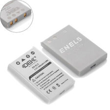2x EN-EL5 1400mAh Batteries for Nikon Coolpix S10 P100 P90 P530 P520 P510 P500