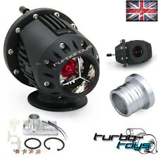 AUDI A3 S3 TT 1.8T 20V SEQUENTIAL SSQV ATMOSPHERIC BOV DUMP BLOW OFF VALVE BLACK