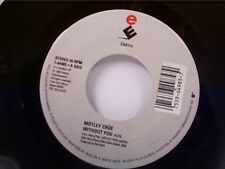 "MOTLEY CRUE ""WITHOUT YOU / SLICE OF YOUR PIE"" 45  MINT"