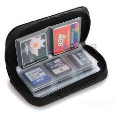 Ultimo Scheda Di Memoria Conservazione Portafoglio Borsa Supporto SD Micro 22