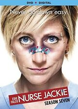 Nurse Jackie: Season 7 - 3 DISC SET (2015, REGION 1 DVD New)