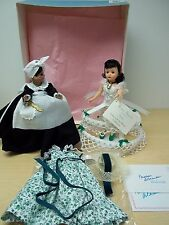 "10"" Scarlett & 10"" Mammy Gone With the Wind Set  #15020 by Madame Alexander"