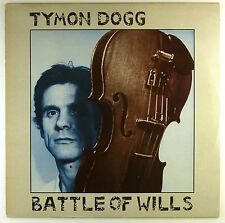 """12"""" LP - Tymon Dogg - Battle Of Wills - M661 - RAR - washed & cleaned"""