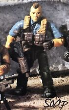Call of Duty COD Mega Bloks SPECIAL OPS TASK FORCE DWB25  Mini-figure SOAP