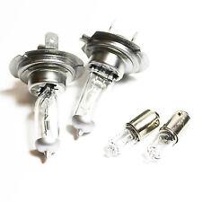 H7 h6w 55w estándar halógeno Xenon Hid low/side haz de luz bombillas