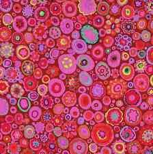 tissu patchwork kaffe fassett vert  paper weight paprika 45x55cm