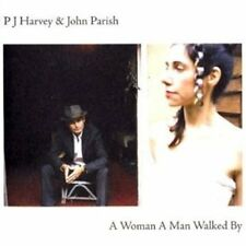 PJ Harvey & John Parish - A Woman a Man Walked by CD NEU