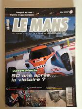 LE MANS RACING N°53 2009 ASTON MARTIN 50 ANS APRES LA VICTOIRE