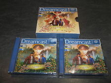 JEU DREAMCAST SHENMUE II COMPLET SEGA OCCASION 4 CD VERSION PAL