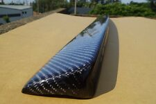 Carbon Fiber Trunk Spoiler Mercedes-Benz W208 A Type CLK Convertible 1997-2003