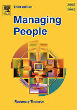 Managing People (CMI Diploma in Management Series), Thomson, Andrew, Thomson, Ro