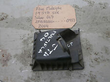 FIAT 1.9 8 VALVE JTD DIESEL AIR FILTER BOX TOP COVER-LID FROM MULTIPLA 2004