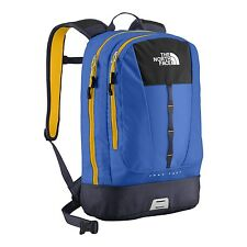 the north face base camp free fall BACKPACK new with tag 100% blue / ret $99