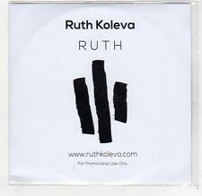 (FC700) Ruth Koleva, Turn This Around - DJ CD