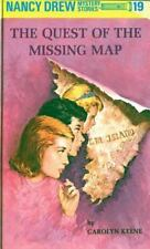 The Quest of the Missing Map (Nancy Drew, Book 19)-ExLibrary