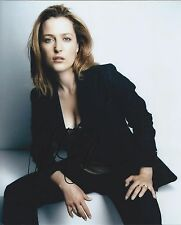 Gillian Anderson autograph - signed x-files photo