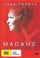 Madame X - Region 2 Compatible DVD (UK seller!!!) John Forsythe NEW