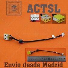 Conector DC Power Jack para Lenovo G505S (with cable)
