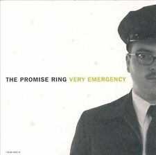 DAMAGED ARTWORK CD Promise Ring: Very Emergency