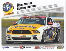 2013 Continental Tire Challenge Moon Pie Rehagen Ford Mustang  Hero Card