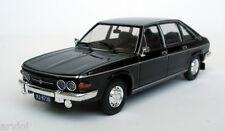 TATRA 613  ( 1974 ) black -- 1/43 -- IXO/IST -- NEW-NEU