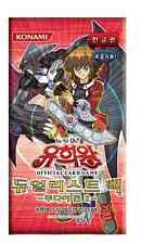 "YUGIOH CARDS ""Jaden Yuki No.2 Duelist Pack"" Booster Box / Korean Ver"