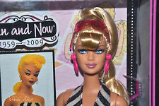 THEN AND NOW BATHING SUIT BARBIE DOLL
