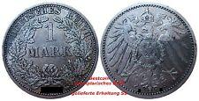 J  17   1 Mark Kaiserreich 1912 F in SS