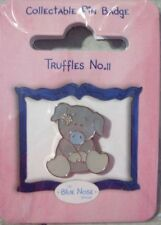 Me To You Blue Nose Friends Collectors Pin Badge - Truffles the Pig