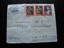 VATICAN - enveloppe 1963 (cy28)