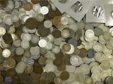 COIN BUNDLING - $25 LOT OF COINS 100 YEARS OR OLDER - WITH SILVER COIN