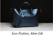 Genuine Leather Celebrity Designer Handbag Fashion Shoulder Satchel Ladies Bag