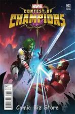 CONTEST OF CHAMPIONS #3 (2015) SCARCE 1:10 CONTEST OF CHAMPIONS GAME VARIANT CVR