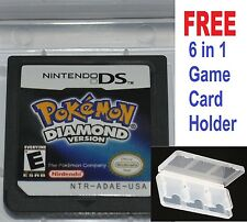 POKEMON DIAMOND VERSION DS for Nintendo DS NDS Consoles, Game Cartridge *diamond